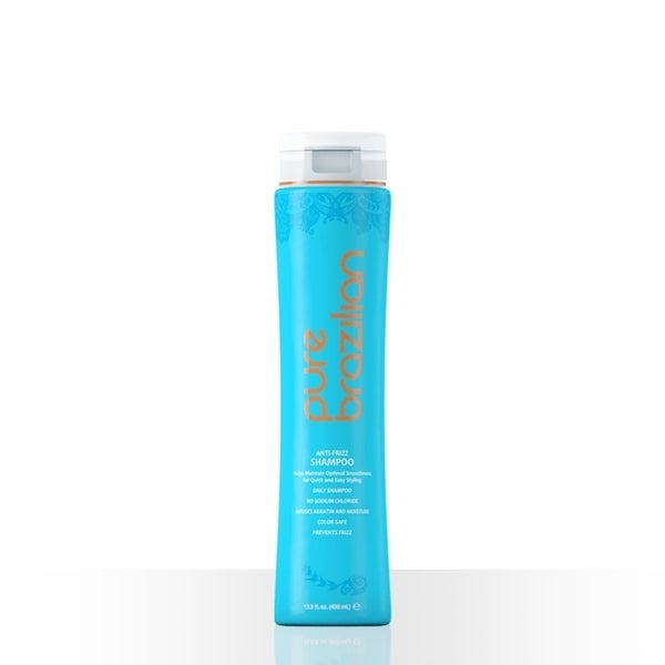 Pure Brazilian 13.5-ounce Anti-Frizz Shampoo
