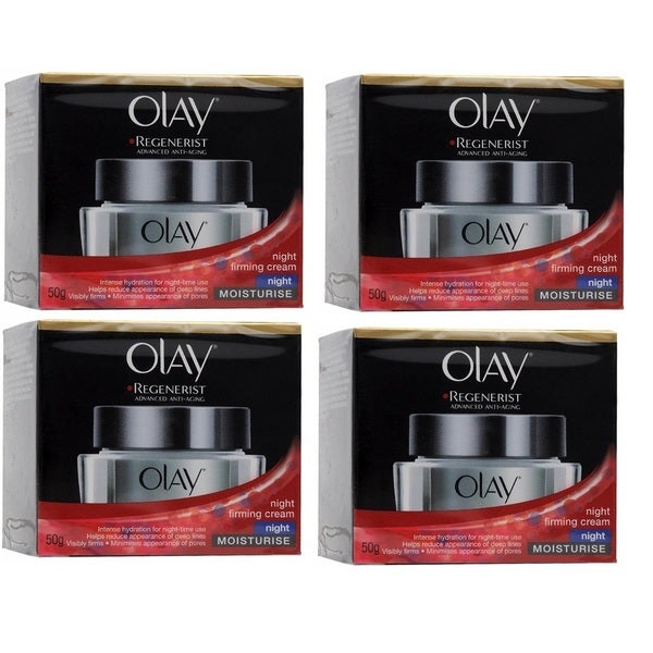 Olay Regenerist Advanced Anti-aging Night Firming Cream (Pack of 2 or 4)