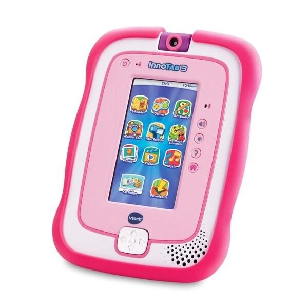 VTech InnoTab 3 Gel Skin (Pink) - 80-213350