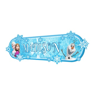 Uncle Milton My Sign Frozen Wall Decor