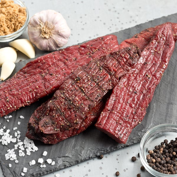 Thompson's Smokehouse Pepper Beef Jerky Bundle