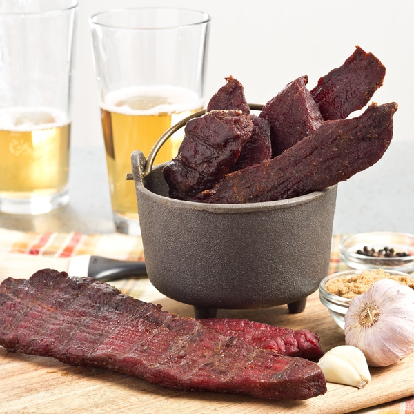 Thompson's Smokehouse BBQ Beef Jerky Bundle