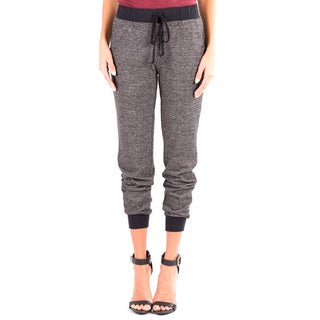 Downeast Outfitters Women's Drawstring Knit Jogger Pants