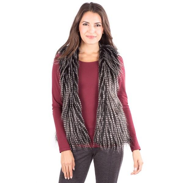 Women's Melrose Faux Fur Vest