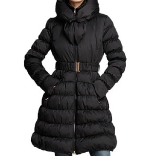 Laundry by Shelli Segal Pillow Collar Puffer Down Coat