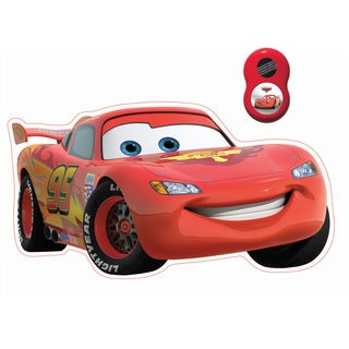 Uncle Milton Lightning McQueen Wall Friend