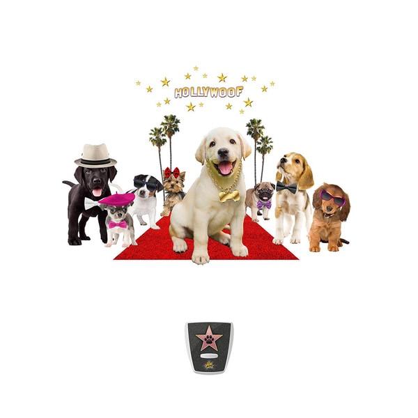 Uncle Milton Wild Walls Puppy Stars 16447405