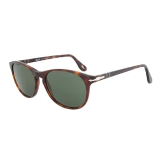 Persol PO3042S 24/31 Sunglasses in Havana Frame and Grey Lenses