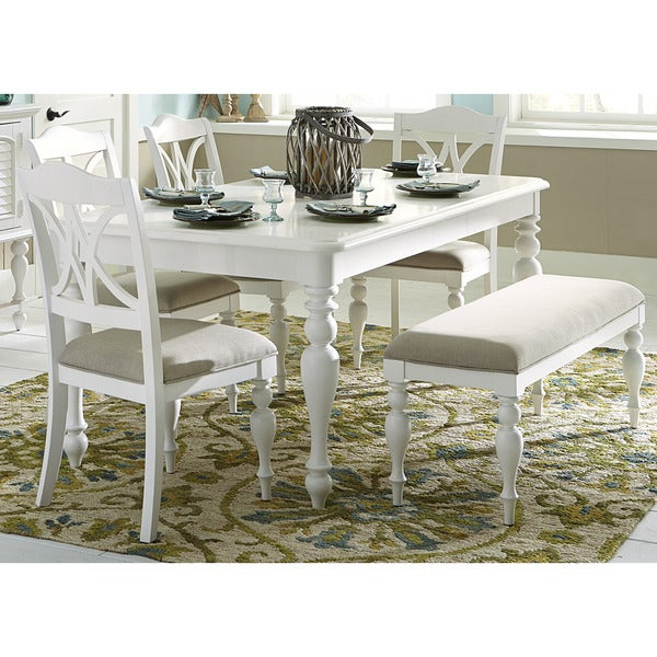 Summer Cottage White Dinette Table