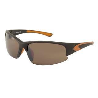 Timberland TB9047 Men's Polarized/ Wrap Sunglasses