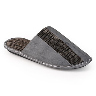 Vance Co. Men's Backless House Slippers