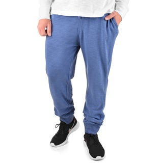 Vance Co. Men's Drawstring Waist Jogger Pants