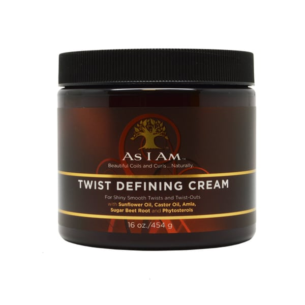 As I Am Twist 16-ounce Defining Cream