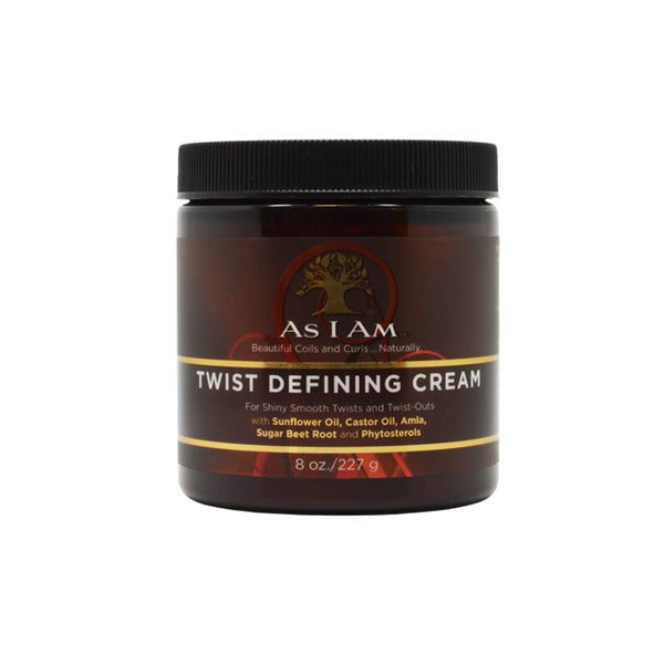 As I Am 8-ounce Twist Defining Cream