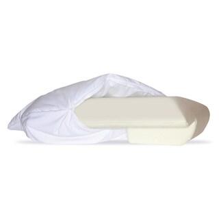Custom Fit Pillowcase for Better Sleep Memory Foam Pillow Cover