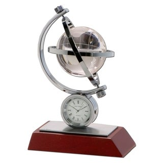 Dacasso Global II Desk Clock