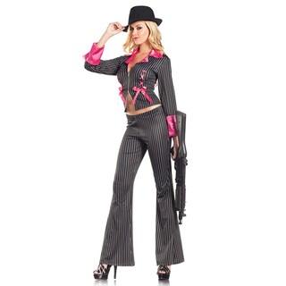 Women's Pimpin' Pretty 2-piece Costume