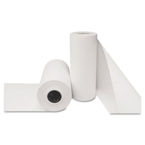 Boardwalk Butcher White Paper Roll