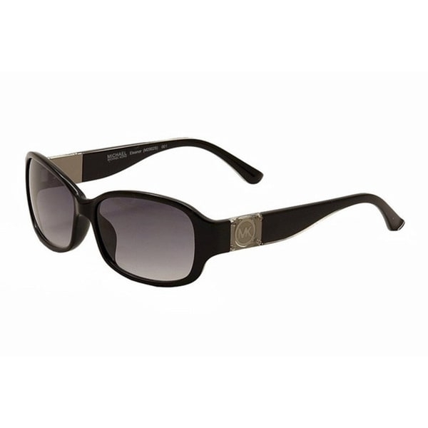 Michael Kors M2902S Eleanor Sunglasses 57MM (Black)