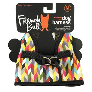 French Bull Vest Style Body Harness