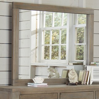 NE Kids Highlands Collection Mirror Driftwood