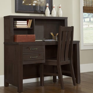 Hampton Bay Black Writing Desk 17740038 Overstock Com
