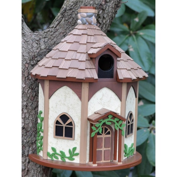 The Yorkshire Cottage Birdhouse