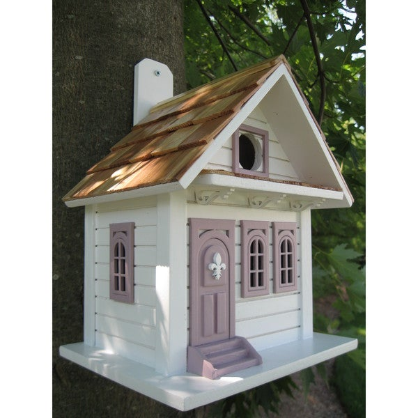 Shotgun Cottage Birdhouse