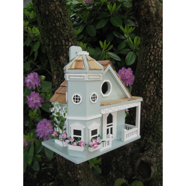 Flower Pot Cottage Birdhouse