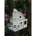 Flower Pot Cottage Birdhouse