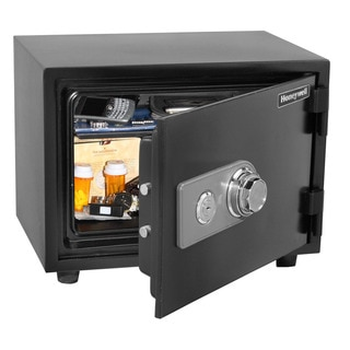 Honeywell Water-resistant Steel Fire and Security Safe