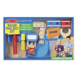 Deluxe Tool Belt Set