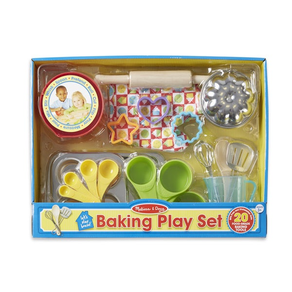 Melissa & Doug Baking Play Set 16449994