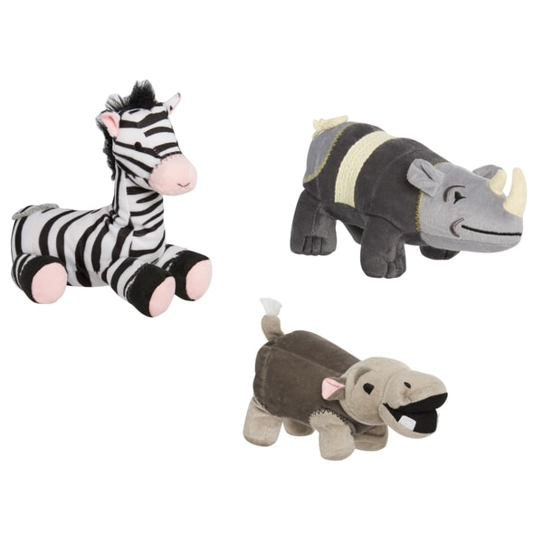 Animal Planet Dog Toy Plush  Pack