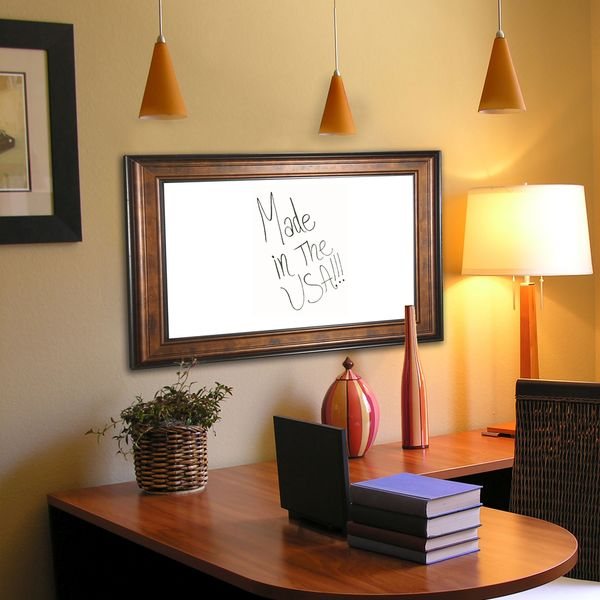 American Made Rayne Bronze and Black Whiteboard
