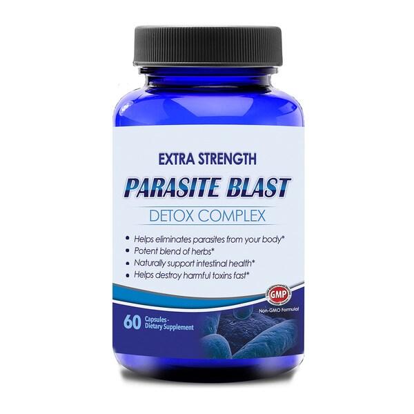 Parasite Free Detox Cleanse (60 Capsules)