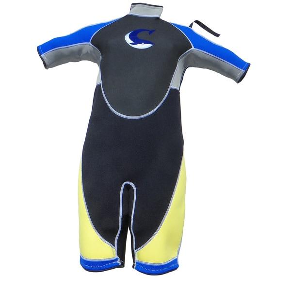 Men's Shorty Wetsuit