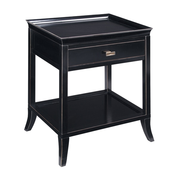 Tamara Ebony Side Table
