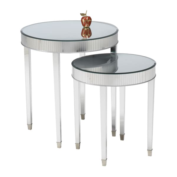 Cinema Round Tables (Set of 2)