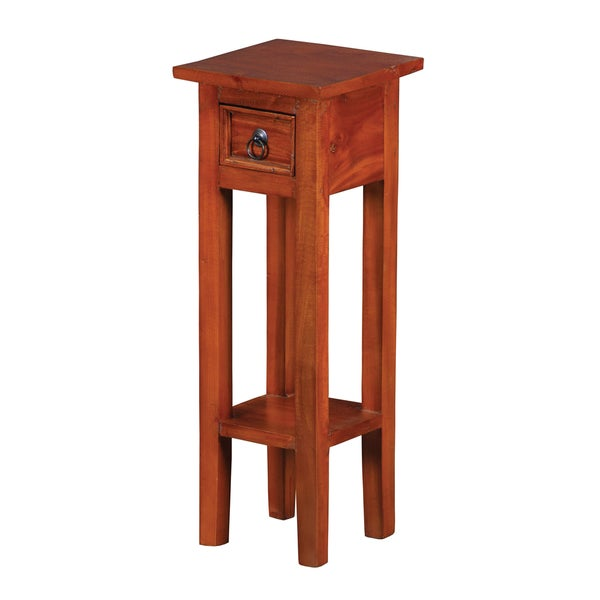 Sutter Espresso End Table