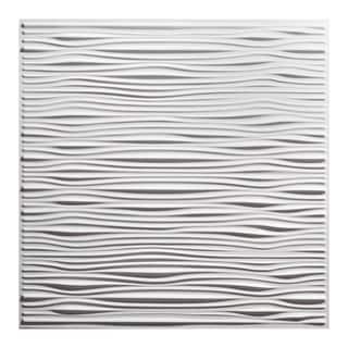 White Tile Overstock Com Shopping Floor Backsplash