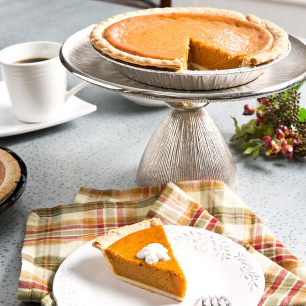 Rocky Mountain 9-inch Classic Pumpkin and Caramel Apple Pie Combo Pack (Set of 2)