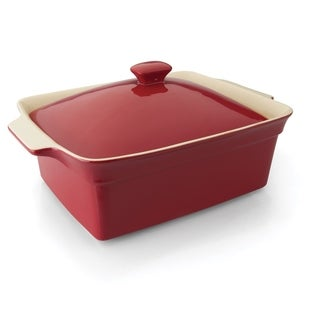 Geminis Rectangular Covered Baking Dish
