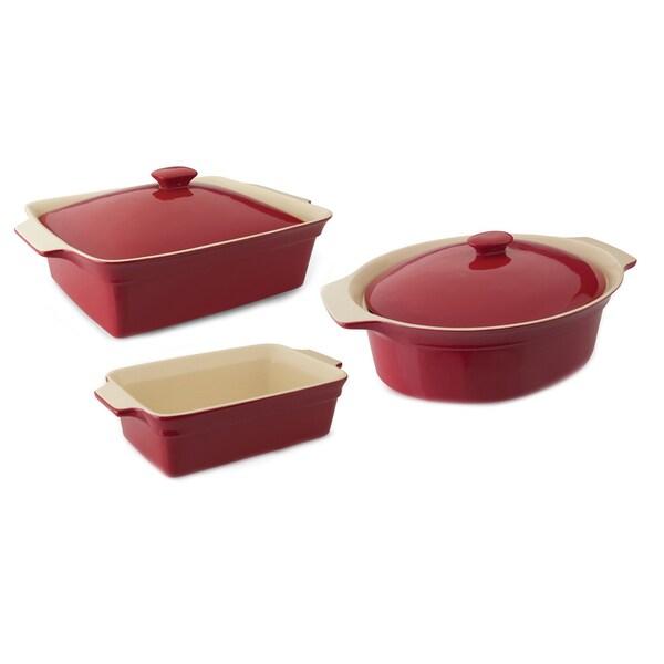 Geminis 5-piece Bakeware Set