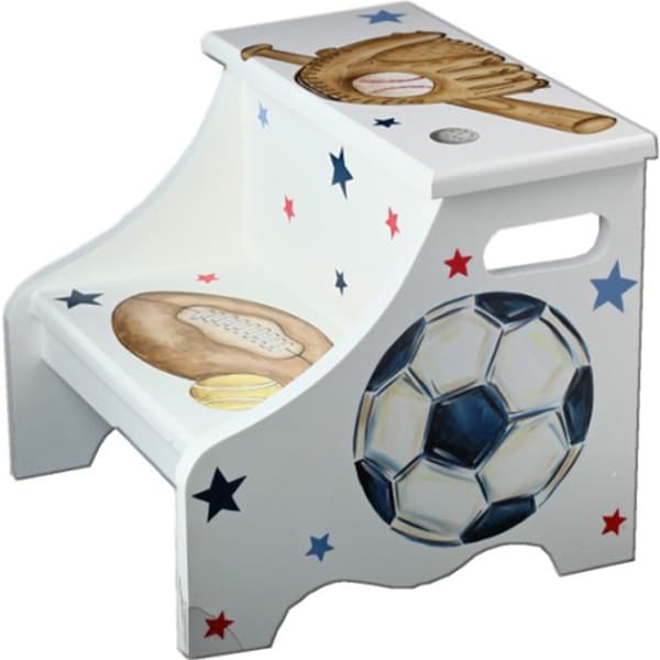All Sports Step Stool