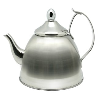 Creative Home Nobili-Tea 1.0-quart Tea Kettle/ Tea Pot with Stainless Steel Infuser Basket