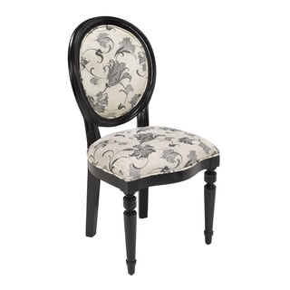 Louis Cane Side Chair 17255252 Overstock Com Shopping