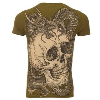 Men's Combat Death Dragon T-Shirt