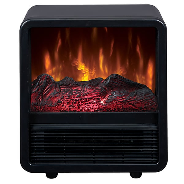Duraflame CFS-300-BLK Portable Electric Personal Space ...