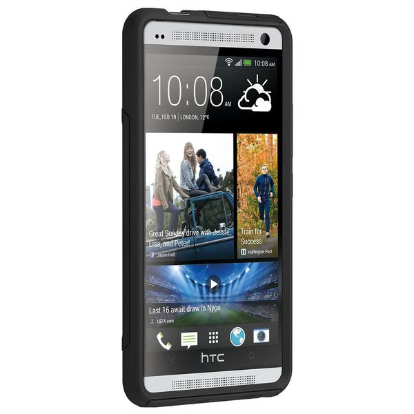 OtterBox 77-34019 Defender Series for HTC One Max - Black